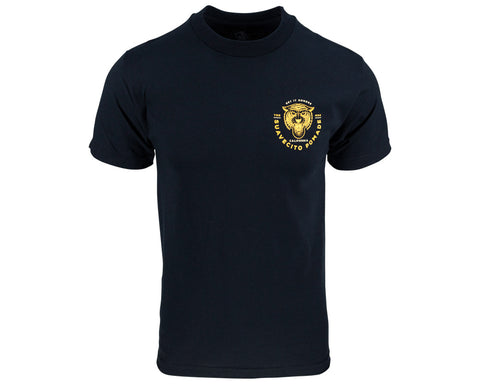 Tiger Navy Tee - Front