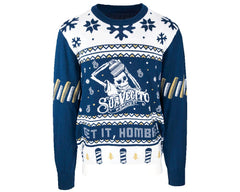 Suavecito Ugly Xmas Sweater - Front