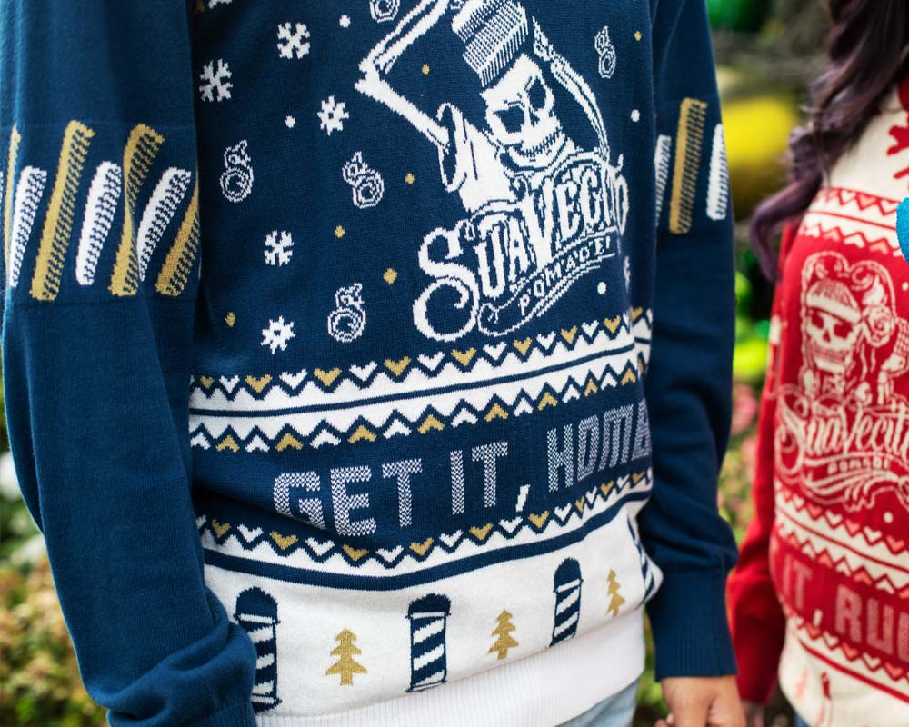 035a916c77 ... Suavecito Ugly Xmas Sweater - Lifestyle