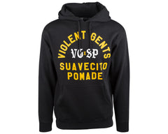 Suavecito X Violent Gentlemen Brotherhood Hoodie - Front