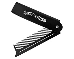 Felix the Cat Folding Comb - Folded Script Logo Side