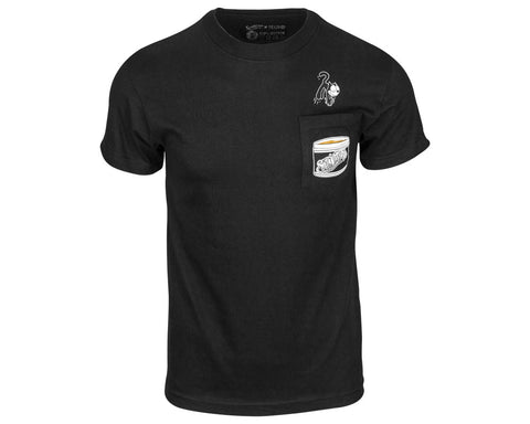 Diving Pocket Tee - Front