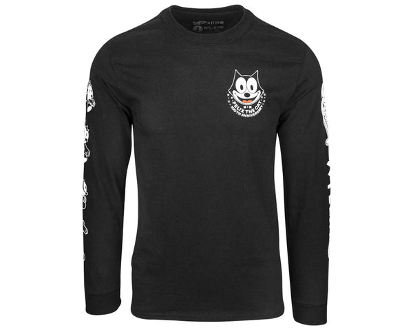 Suavecito X Felix the Cat Tee - Long Sleeve – Suavecito  30a82178523