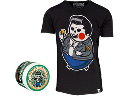 Suavecito X Johnny Cupcakes FIRME Bundle