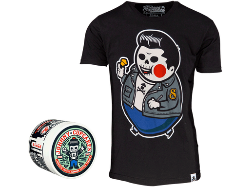 Suavecito X Johnny Cupcakes OG Bundle