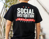 Suavecito X Social Distortion Pocket Tee - Lifestyle