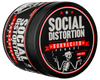 Suavecito x Social Distortion Firme (Strong) Hold Pomade - Angled