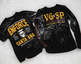 Suavecito X Violent Gentlemen Enforce Santa Ana Tee - Lifestyle