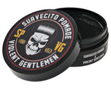 Suavecito X Violent Gentlemen Firme (Strong) Hold Pomade - Open