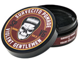 Suavecito X Violent Gentlemen Original Hold Pomade - Open