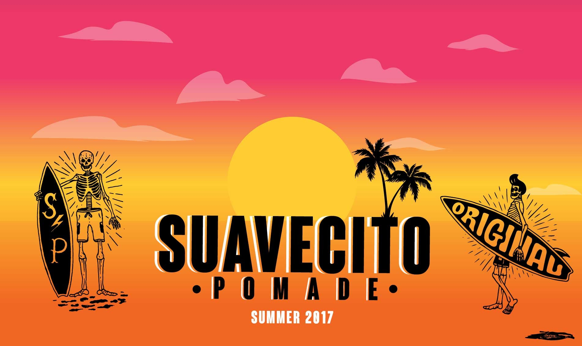 New Summer Pomades & Apparel