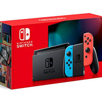 Nintendo Switch with Neon Blue and Neon Red Joy?Con - HAC-001(-01)