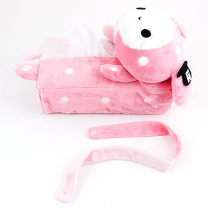 Sentimental Circus Tissue Holder: Shappo