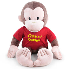 Curious George: Red Shirt (L)