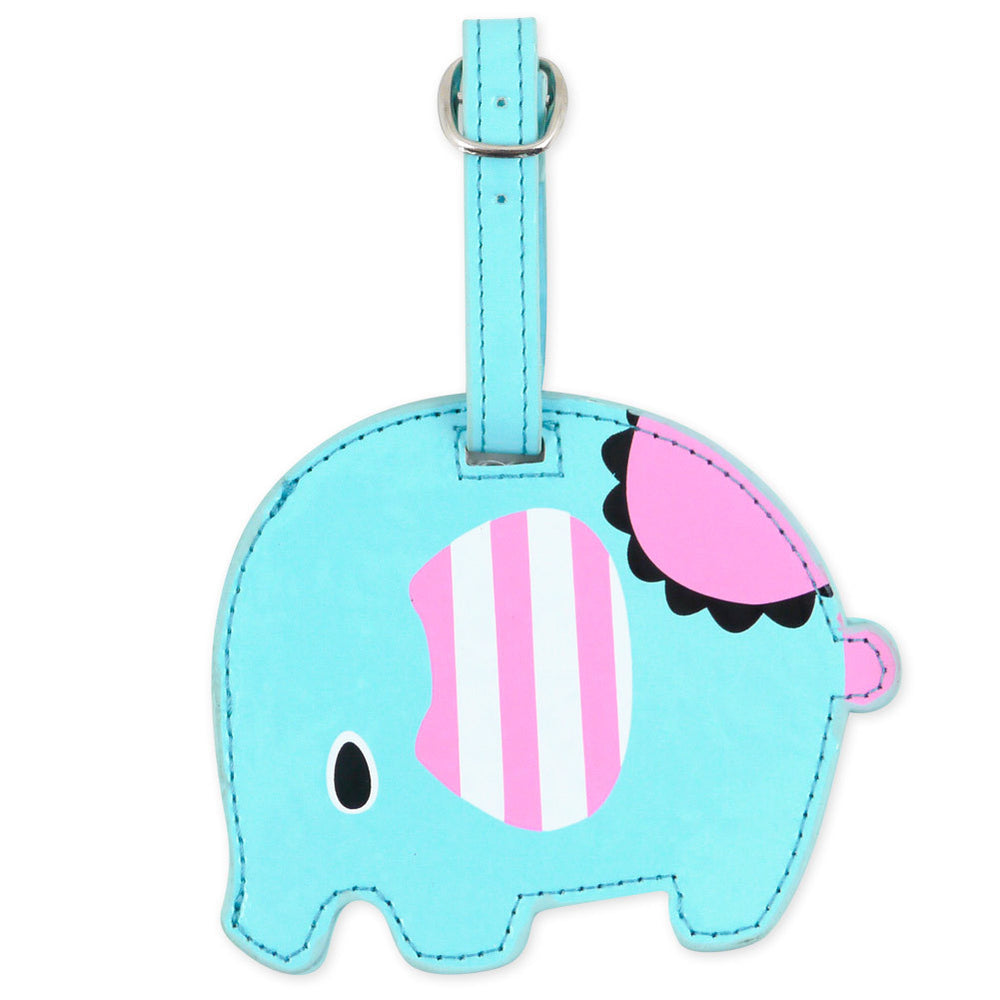 Mouton Luggage Tag