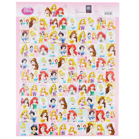 Picture of Disney Princess Sticker Sheet