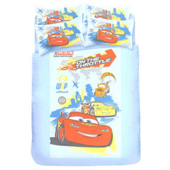 Cars 3 Piece Single Bedding Set: On The Throttle