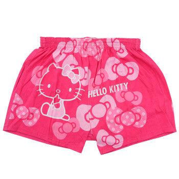 Picture of Hello Kitty Shorts: Bows (L)