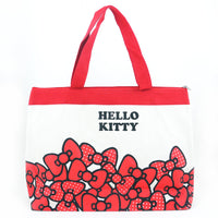 Hello Kitty Tote Bag: Red Bows