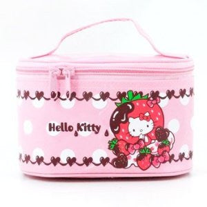 Hello Kitty Cosmetic Bag: Light Pink