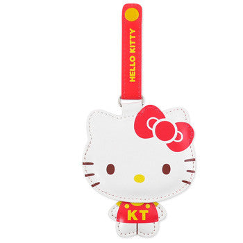 Picture of Hello Kitty Swinging Name Tag Holder