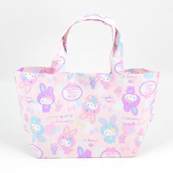 Picture of Hello Kitty Lunch Tote: Colorful Bunny