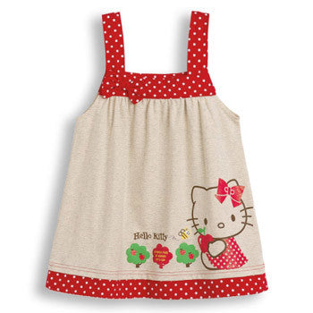 Picture of Hello Kitty Kids Wear: Polka Dot Top