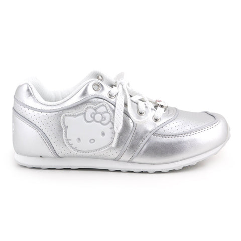 Picture of Hello Kitty Shoes: Silver W8