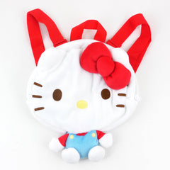 Hello Kitty Kids Plush Backpack