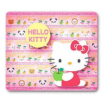 Picture of Hello Kitty Mouse Pad-Fruits