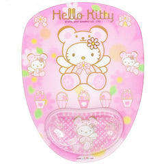 Hello Kitty Mouse Pad with Wrist