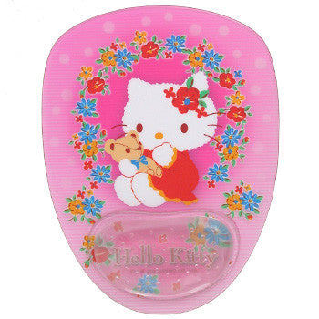 Picture of Hello Kitty Mouse Pad: Floral