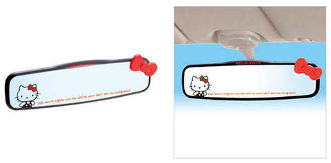 Picture of Hello Kitty Rearview Mirror