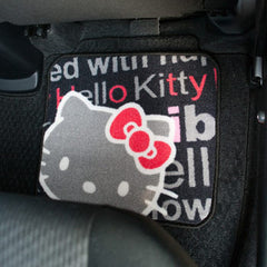 Hello Kitty Car Mat: Small