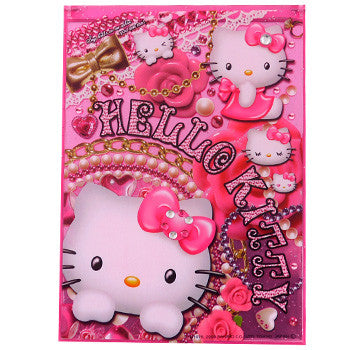 Hello Kitty Mirror: Jewels/Bows