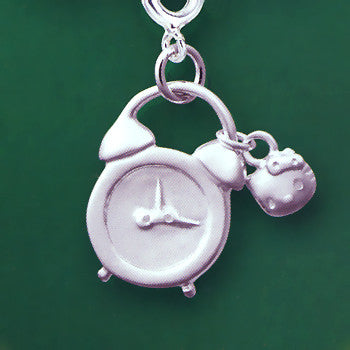Hello Kitty Necklace: Alarm Clock