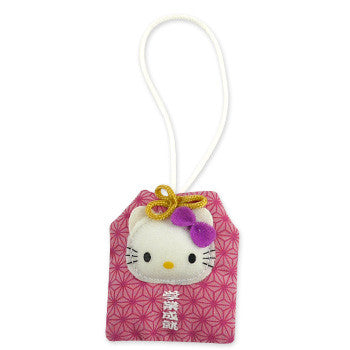 Picture of Hello Kitty Pocket Mascot Strap: Good Grades