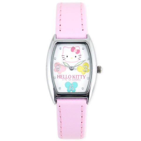 Picture of Hello Kitty Small Barrel Watch (Pink)