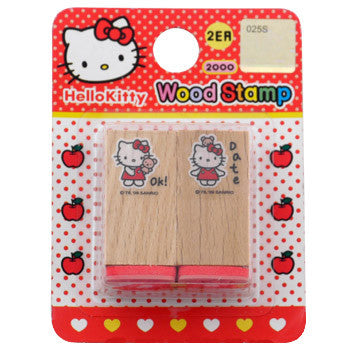 Picture of Hello Kitty Stamp Set: Teddy Bear