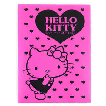 Picture of Hello Kitty A4 File Case: Hearts