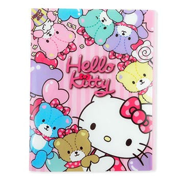 Picture of Hello Kitty 20 Page Folder