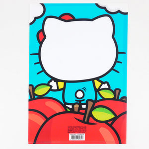 Hello Kitty A4 Folder: Apples