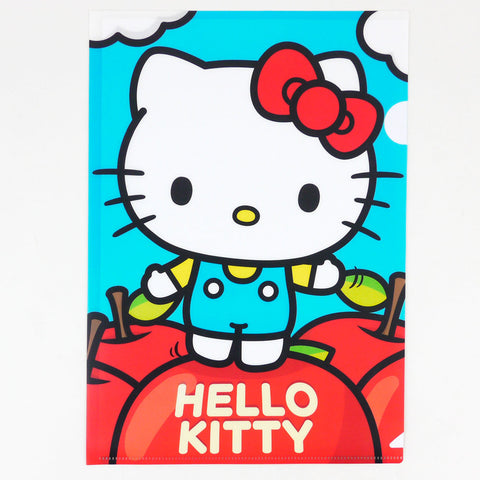 Picture of Hello Kitty A4 Folder: Apples
