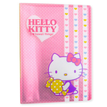Picture of Hello Kitty A4 40 Page File Folder: Kawaii