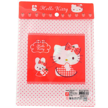 Picture of Hello Kitty File Folder: Red/White Polka Dot