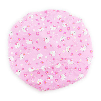 Picture of Hello Kitty Shower Cap: Flowers