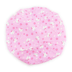 Hello Kitty Shower Cap: Flowers