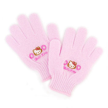 Picture of Hello Kitty Exfoliating Gloves