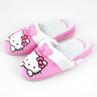 Hello Kitty Room Slipper: Pink Bow