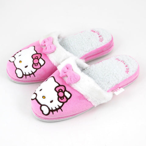 Picture of Hello Kitty Room Slipper: Pink Bow